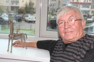 В Казани появится 5-метровая скульптура «Конь-страна» за 200 тысяч евро?