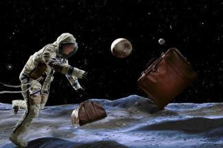 Ударим космодромом по бездорожью: примут ли Базарные Матаки космических туристов?