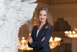 Казанская прима Кристина Андреева: «Среди балерин лучших подруг быть не может»