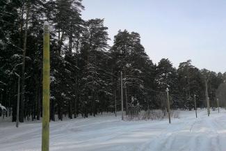 Кто оставил лыжную трассу на Лебяжьем без освещения?
