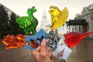 Туристам в Казани предлагают пососать башню Сююмбике