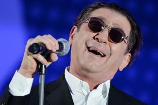 На концерте Лепса в Казани плакали женщины и дети