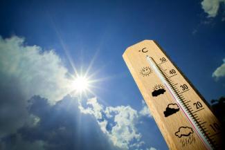 Не так страшна жара, как засуха: казанские синоптики дали прогноз на лето