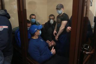 Харламов и другие: в Казани основателей КПК «Рост» признали участниками преступного сообщества и дали 79 лет на семерых