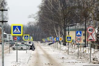 В Татарстане нашли самую безопасную улицу