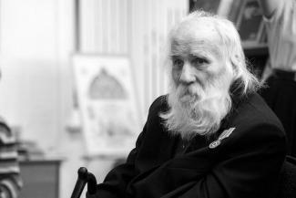 В Казани простились с колоссальным дедом