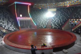 «Тарелка» как новенькая: Казанский цирк открывается после ремонта