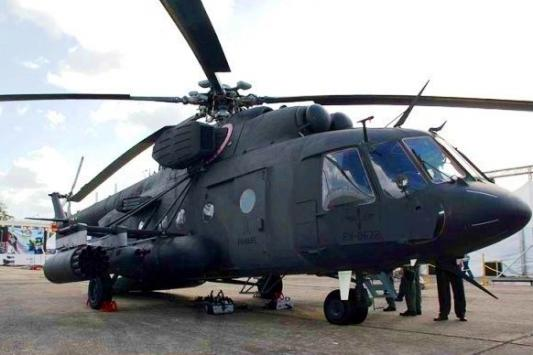 Казанские вертолеты чуть было не попали под прицел сенаторов США