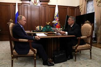 В Татарстане рейтинг Путина упал, а Минниханова — вырос
