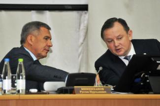 Рустам Минниханов о здравоохранении Татарстана: «Ожидания населения выше, чем мы хотим»