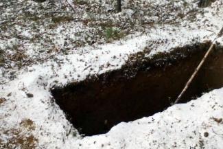 В стиле 90-х: в Татарстане похитители заставили жертв копать себе могилы в лесу