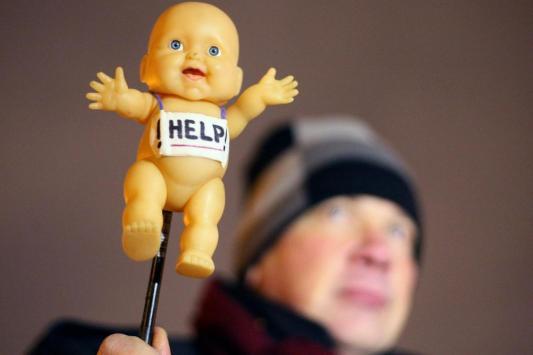 Помогали Дане, а помогли маме: малышу из Татарстана придумали страшный диагноз из-за денег