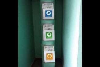 «Из окон мешки, что ли, выбрасывать?»: в казанских многоэтажках массово заваривают мусоропроводы