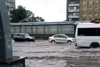 Ильсур Метшин обвинил в плохой работе ливневок «неравнодушных» казанцев