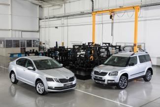 ŠKODA AUTO Россия анонсирует производственную площадку для модели KODIAQ