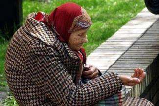 Сколько в Татарстане нищих - государственная тайна