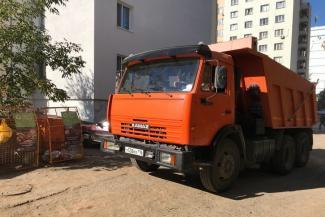 Жильцы девятиэтажки в Казани боятся, что их дом падет жертвой строительства детсада