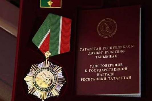 В Татарстане обнаружили нехватку орденов и медалей