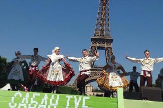 Рим, Париж и Сан-Франциско: Татарстан вдвое увеличил траты на заграничные Сабантуи