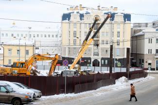 На месте казанского цирка построят элитный дом?