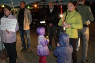 Протест на «помойке»: власти Казани испугались родителей детсадовцев больше, чем Навального?