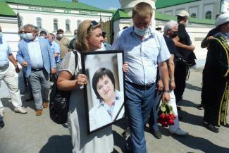«Она сказала, «из больницы могу не вернуться»: Казань простилась с главным защитником архитектурного наследия Фаридой Забировой