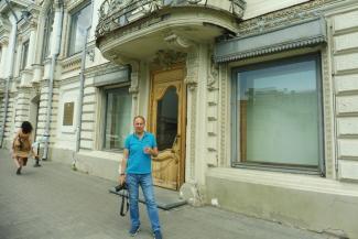 «Владельцу он обошелся в миллион, сейчас это 1,5 миллиарда»: хранитель казанского дома Ушковой Эдуард Хайруллин призван сберечь его для потомков