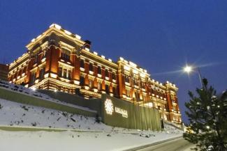 Турки построят в Казани рядом с отреставрированной Шамовкой второй корпус фешенебельного отеля