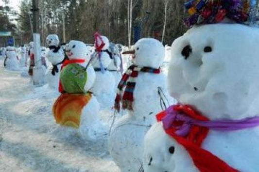 Куда пойти в каникулы: парад снеговиков, театр пузырей и выставка голубей