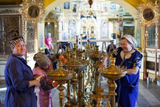 В этом храме под Казанью чудесам не удивляются