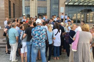В Татарстане обманутых дольщиков кинули во второй раз?