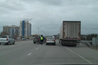 «Мы люди, а не киборги»: в Казани стражи порядка пожаловались на нехватку масок и антисептиков