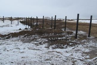 Жители татарстанского поселка Атабаево хотят выгнать соседа, решившего построить платный пирс на пляже