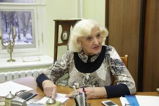 Создательница Музея истории КФУ Стелла Писарева о принятых против нее санкциях: «Такого унижения не потерплю!»