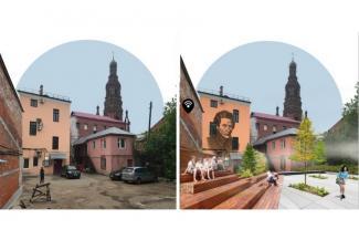 Подворотни на улице Баумана повергли в ужас московский «детсад»