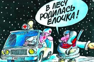 Полицейские, коммунальщики и врачи «скорой» в Казани приготовились к Новому году