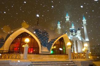 Казань, кроме полицейских, мусорщиков и дворников, готовится к новогодней спячке