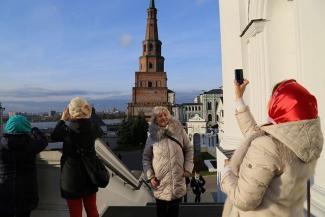 Ни один не проскочит: власти Казани овладеют методикой подсчета туристов