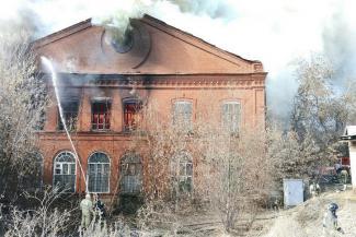 Защитница памятников Фарида Забирова: «Я полагаю, старые дома в центре Казани поджигают за деньги»