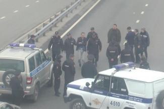 Двое казанцев нашли смерть в полицейских «бобиках»