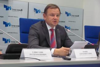Адель Вафин: Закрыть старые роддома в Казани потребовала Москва