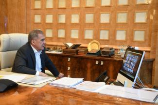 «Сказали, чтобы мы не платили поставщикам до 30 сентября»: хозяйка «Бахетле» пожаловалась президенту Татарстана на то, что банки выкручивают ей руки