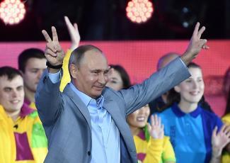 «Баллы за Путина»: в казанских вузах отрицают, что сгоняют студентов на встречу с президентом