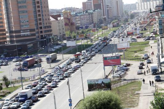 Пробки не на дорогах - пробки в головах чиновников