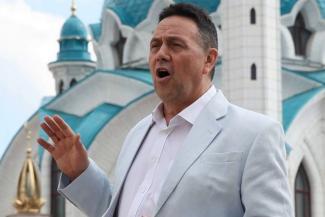 «Молодой» отец восьмого ребенка Ренат Ибрагимов: «Если Бог даст, хочу еще детей»