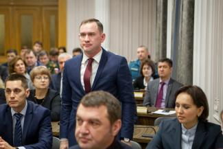 Новому начальнику казанского гуо, который командовал мужским лицеем, придется учиться ладить с женщинами
