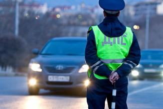 ГИБДД в Татарстане выставила лихачам «Рубеж»