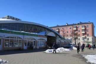 Чеховский рынок в Казани ни жив ни мертв