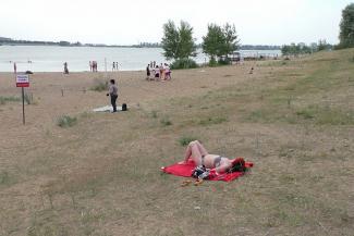 Купаться хочется, а негде: власти Казани считают, что городу не нужны пляжи