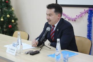 Глава Минздрава РТ Марат Садыков: «Уровень подготовки молодых врачей оцениваю на три с плюсом»